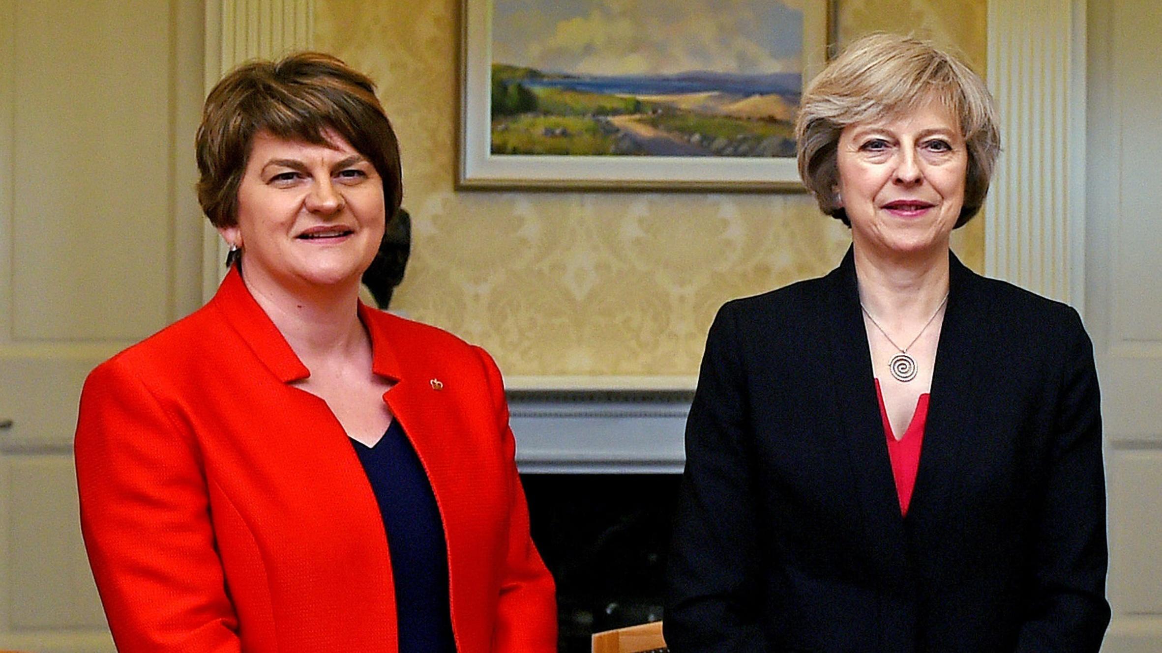الحزب الوحدوي الديمقراطي الأيرلندي يرفض دعم إجراء استفتاء ثان بشأن بريكست
