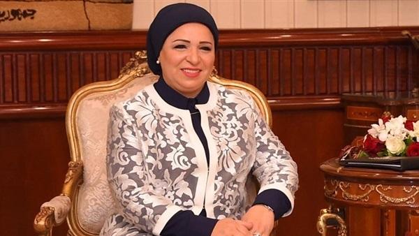 انتصار السيسي: مشهد نقل المومياوات الملكية حدث فريد يعبر عن عظمة الحضارة المصرية