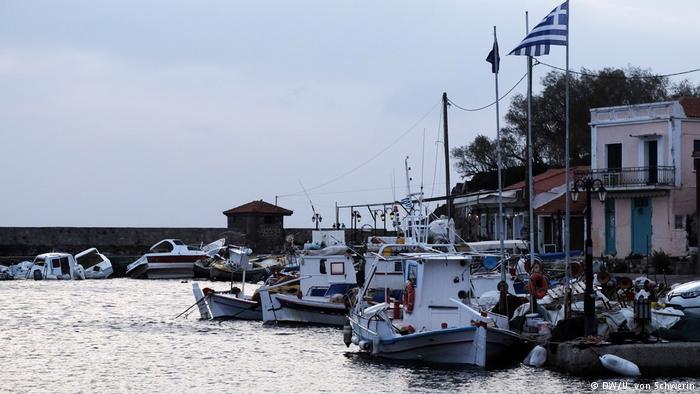 مفوضية اللاجئين تطالب اليونان بتسريع إجراءات الطوارئ بجزيرتي ليسبوس وساموس