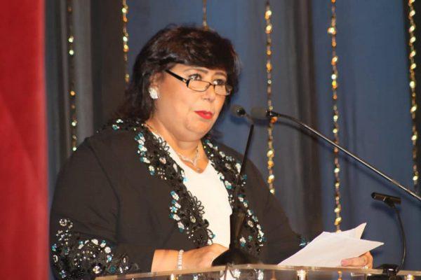 وزيرة الثقافة تطلق سلسلة من محاضرات وندوات توعوية «أونلاين»