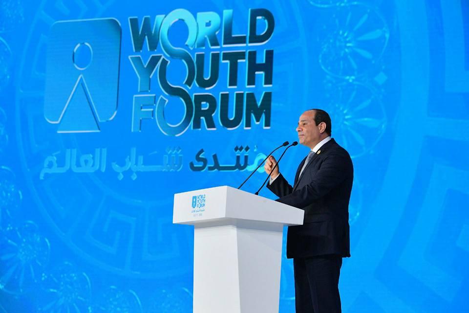 تنسيقية الأحزاب: منتدى شباب العالم يصنع من مصر نقطة تلاقي للخبرات بمختلف المجالات
