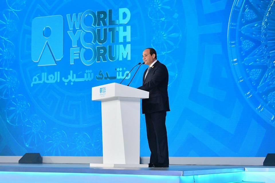 انطلاق منتدى شباب العالم وتقدم الجيش الليبي نحو طرابلس أبرز اهتمامات صحف القاهرة