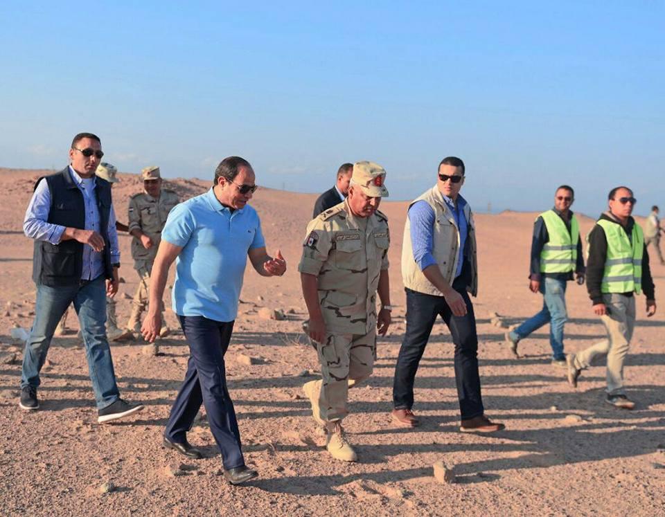 نشاط الرئيس السيسي والشأن المحلي يتصدران اهتمامات الصحف اليوم