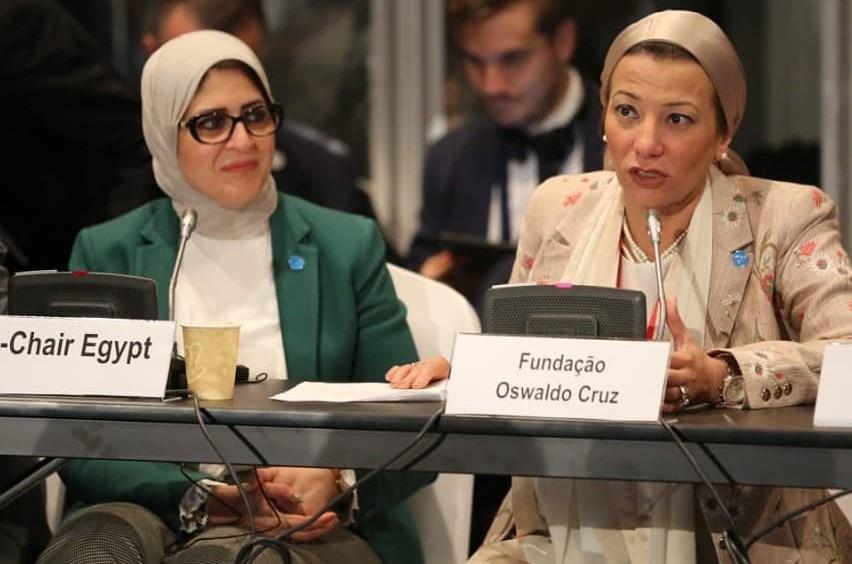 وزيرتا الصحة والبيئة تشاركان في حلقة نقاشية لدمج التنوع البيولوجي