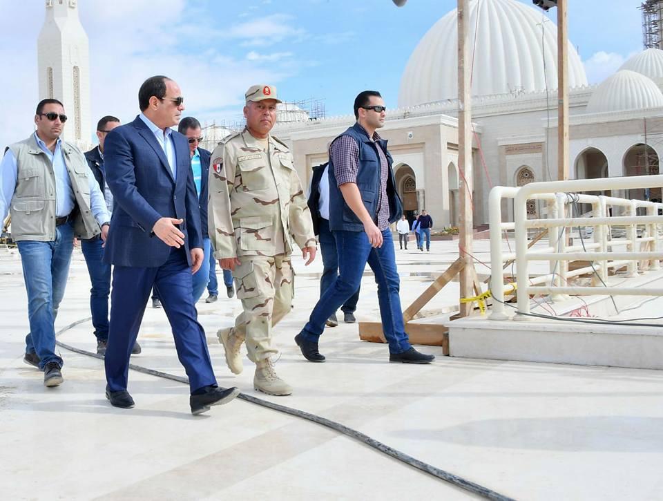 بسام راضي : الرئيس يحرص على متابعة سير العمل بالمشروعات القومية الكبرى