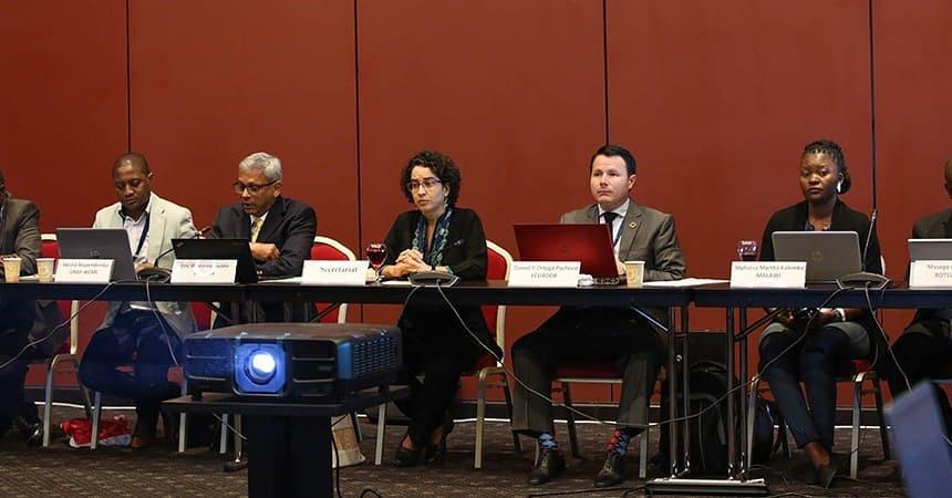 عرض مشروعات تجريبية لصندوق التنوع البيولوجي الياباني لدعم الدول النامية