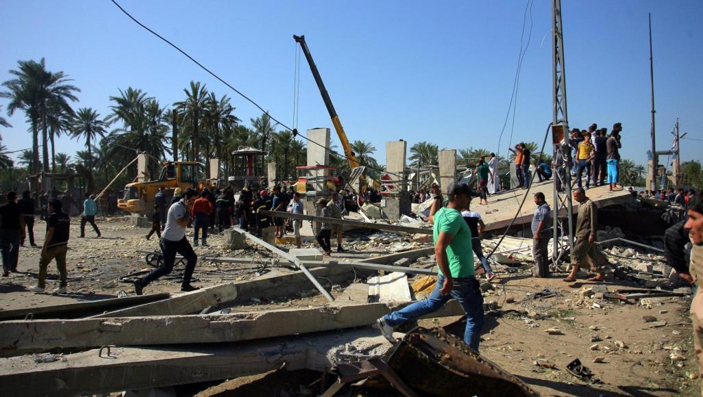 القوات العراقية: القبض على الإرهابي منفذ تفجير الرمادي
