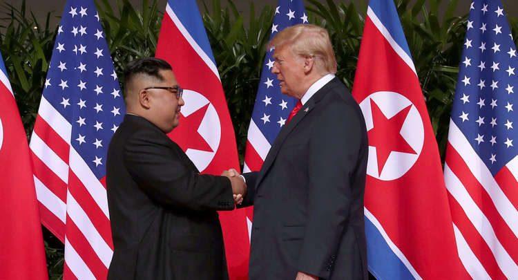 وول ستريت جورنال : واشنطن متفاجئة بإلغاء بيونج يانج المحادثات المقررة بينهما