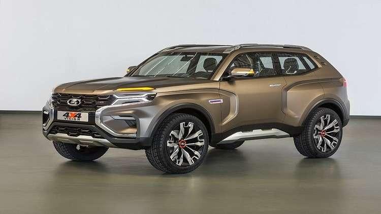 شركة أوتوفاز : طرح سيارة «لادا – نيفا» روسية الصنع بحلول عام 2022