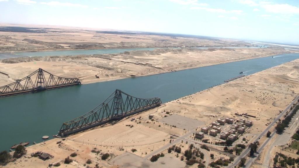 ارتفاع إيرادات قناة السويس إلى 1.44 مليار دولار خلال 3 أشهر
