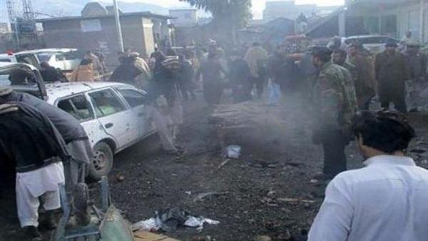 مصرع شخص وإصابة 3 آخرين في انفجار بمدينة بيشاور الباكستانية