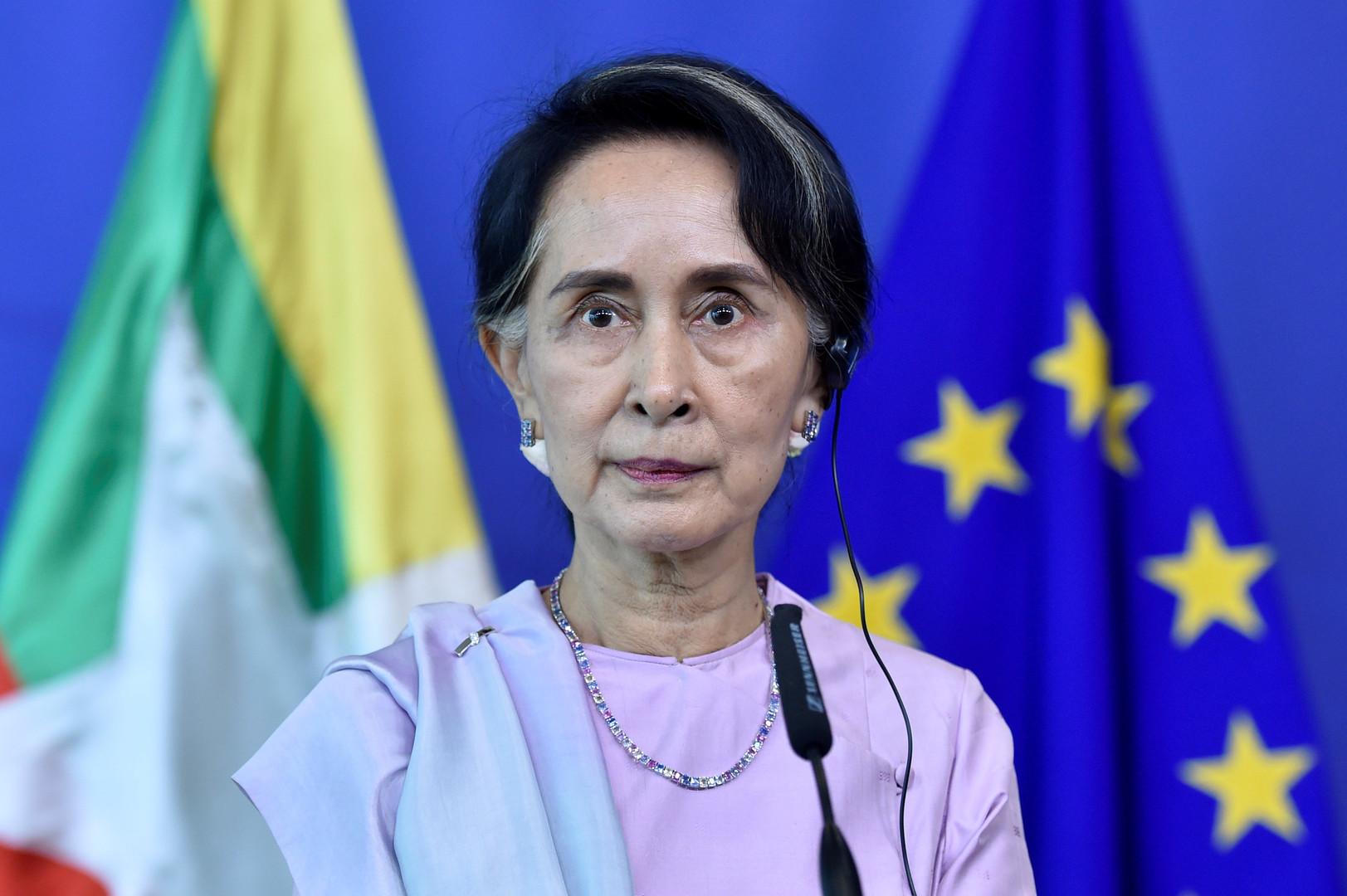 العفو الدولية تجرد زعيمة بورما من جائزة «سفيرة الضمير» بسبب الروهينجا