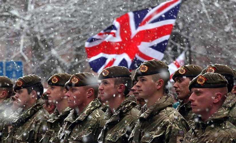 الجيش البريطاني مستعد للمساعدة حال عدم التوصل لاتفاق حول بريكست
