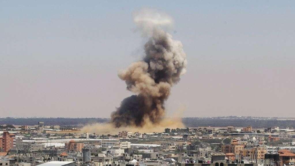 منظمة التعاون الإسلامي تدين العدوان الإسرائيلي على قطاع غزة
