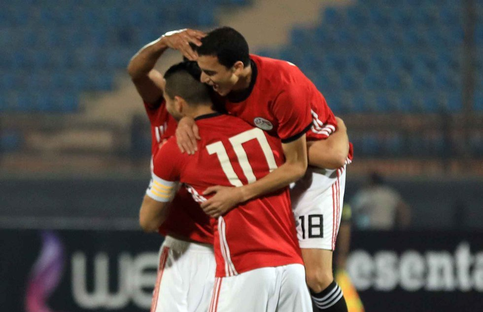 منتخب مصر الأوليمبى يفوز على نظيرة التونسي وديًا بهدف نظيف