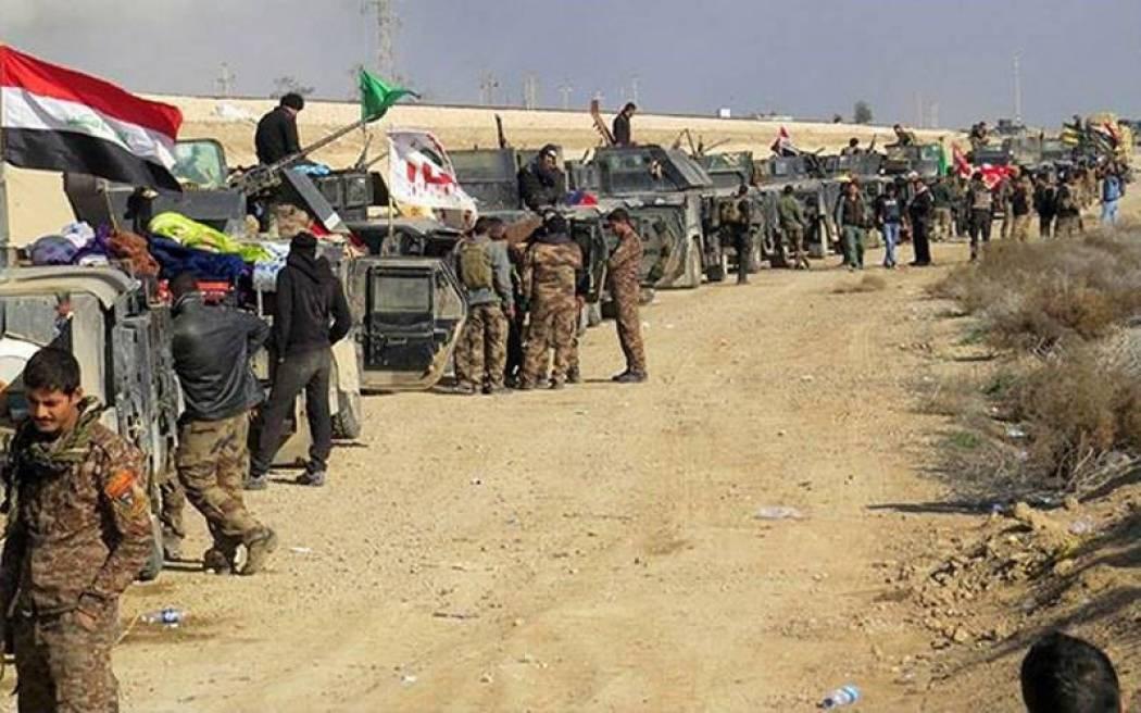 الحشد الشعبى العراقى: مقتل 3 عناصر من تنظيم داعش فى محافظة الأنبار