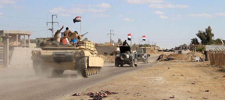 """العراق يعلن انطلاق المرحلة الخامسة من عمليات """"الوعد الصادق"""" بالبصرة"""