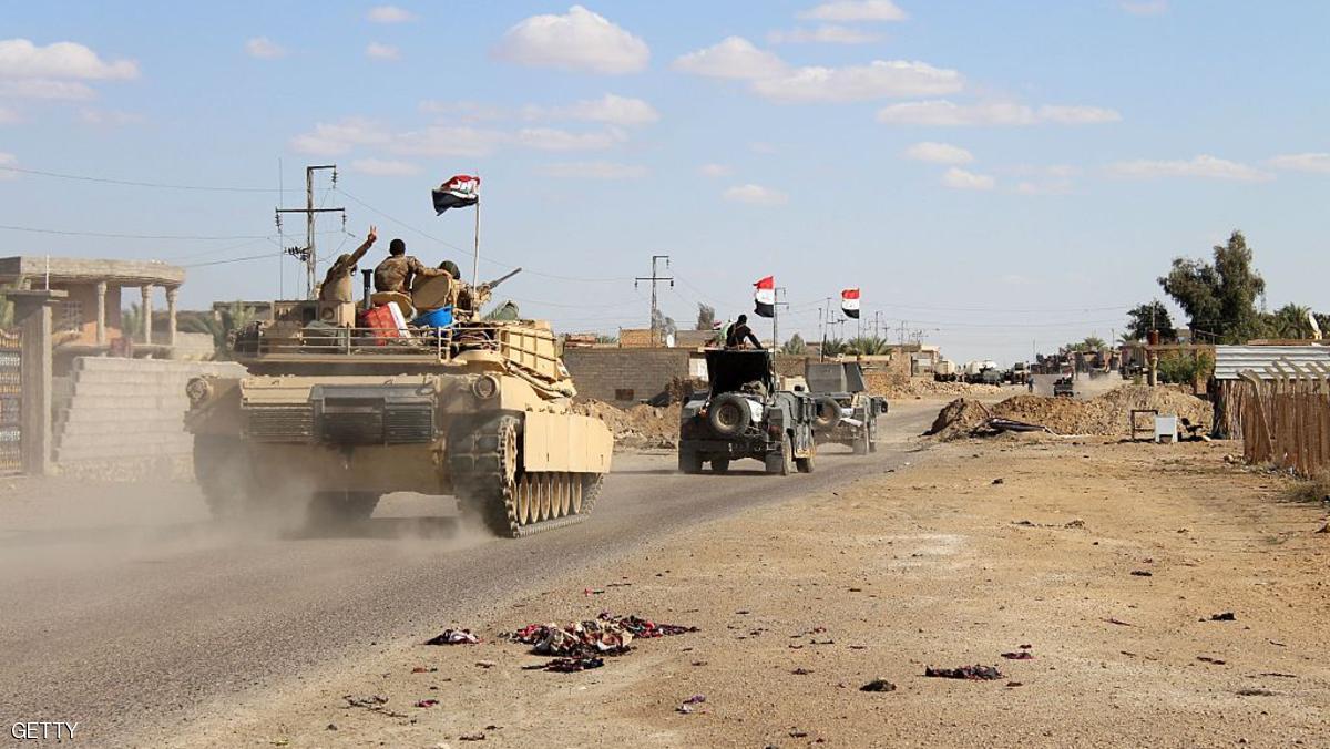 """مقتل 3 إرهابيين وتدمير 15 وكرا ضمن عملية """"أبطال العراق الرابعة"""""""