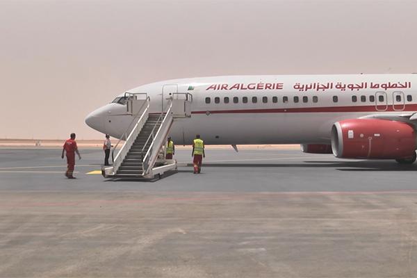 الجزائر: حركة الطيران عادية رغم الإضراب بمطار هواري بومدين