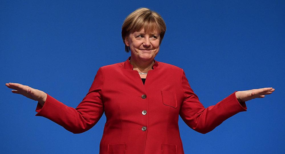 المستشارة ميركل تؤكد على أهمية الشراكة الألمانية مع أفريقيا
