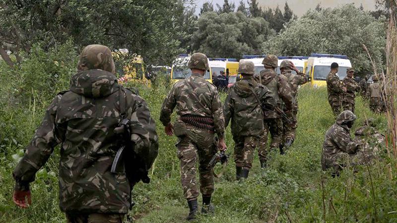 وزارة الدفاع الجزائرية : إرهابي مطلوب يسلم نفسه للسلطات جنوبي البلاد