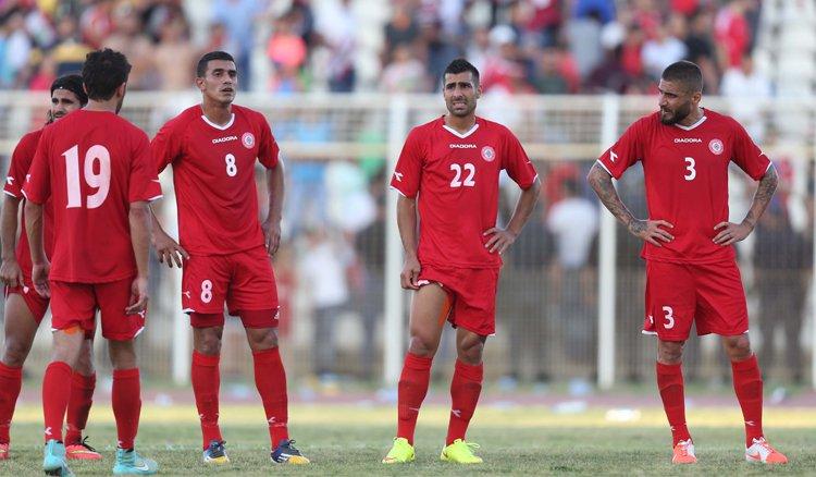 لبنان يتعادل مع أوزبكستان استعدادا لكأس آسيا 2019