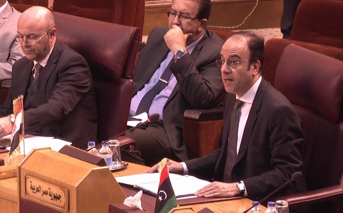 الدول العربية تشيد بجهود مصر فى وقف إطلاق النار بغزة