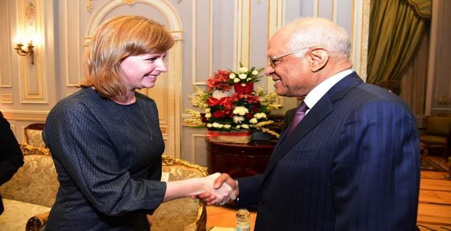 علي عبدالعال : الرئيس وجه بتشكيل لجنة وطنية لإعادة دراسة قانون المنظمات الأهلية