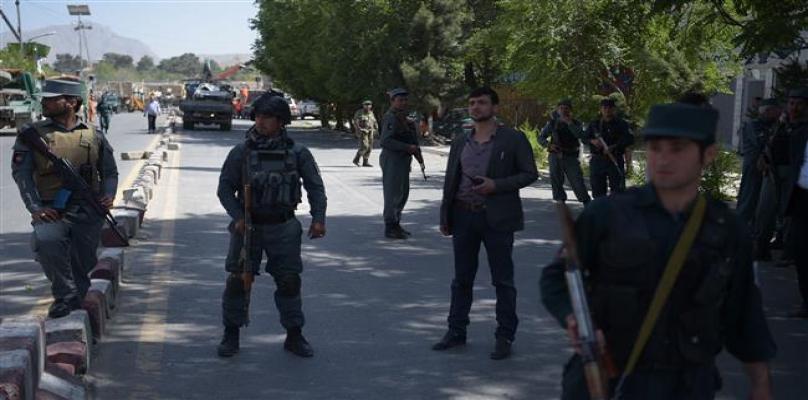مصرع 9 مسلحين في هجوم على قاعدة عسكرية في إقليم هلمند جنوبي أفغانستان