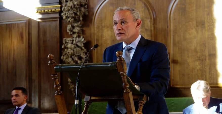السفير ناصر كامل: الاتحاد من أجل المتوسط لن يدخر جهدا في إنجاح قمة الضفتين