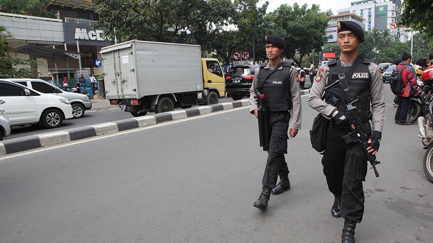 إطلاق نار على شخص هاجم مركزا للشرطة الإندونيسية  في جاكرتا