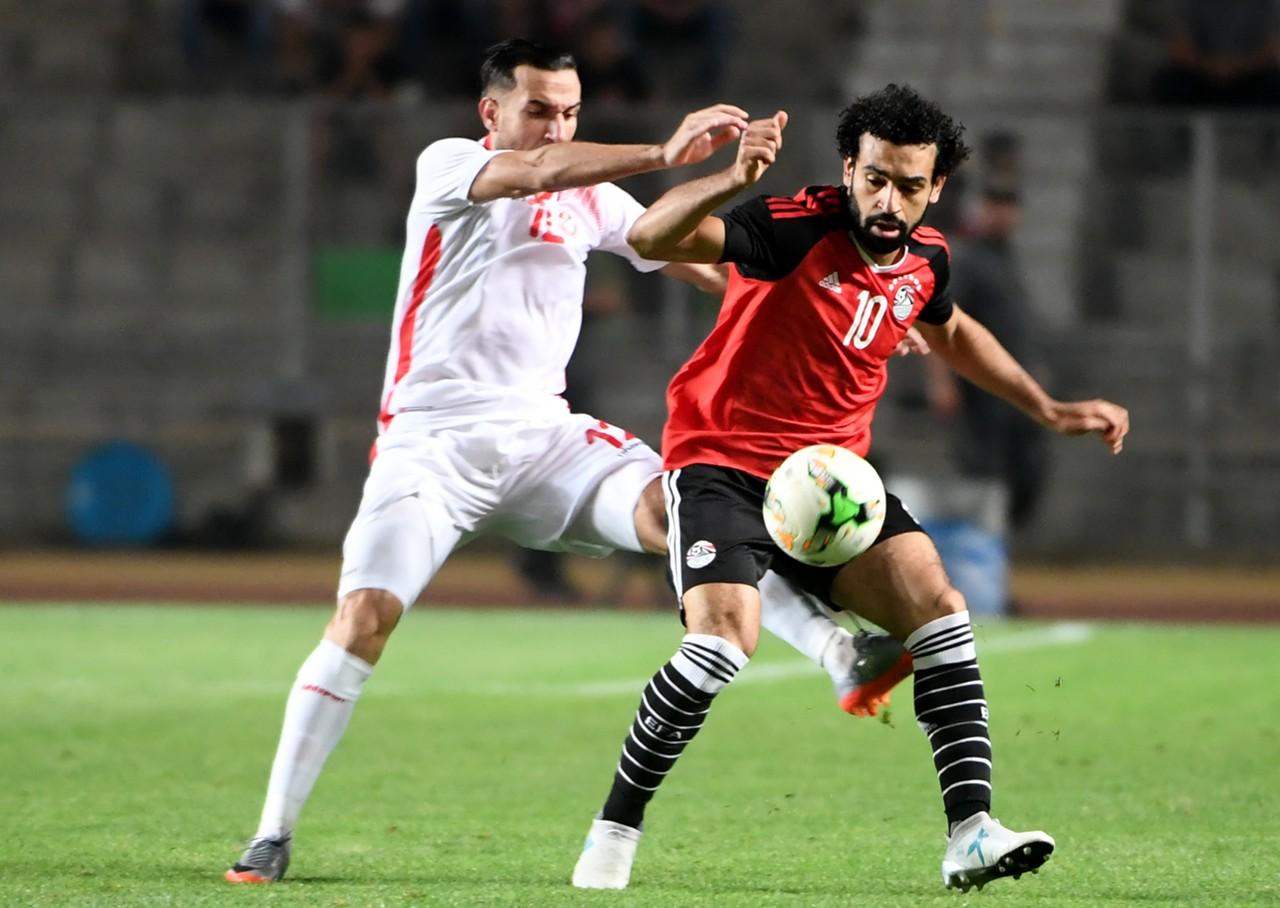 مصر وتونس يتنافسان الليلة على زعامة المجموعة العاشرةبتصفيات أفريقيا 2019