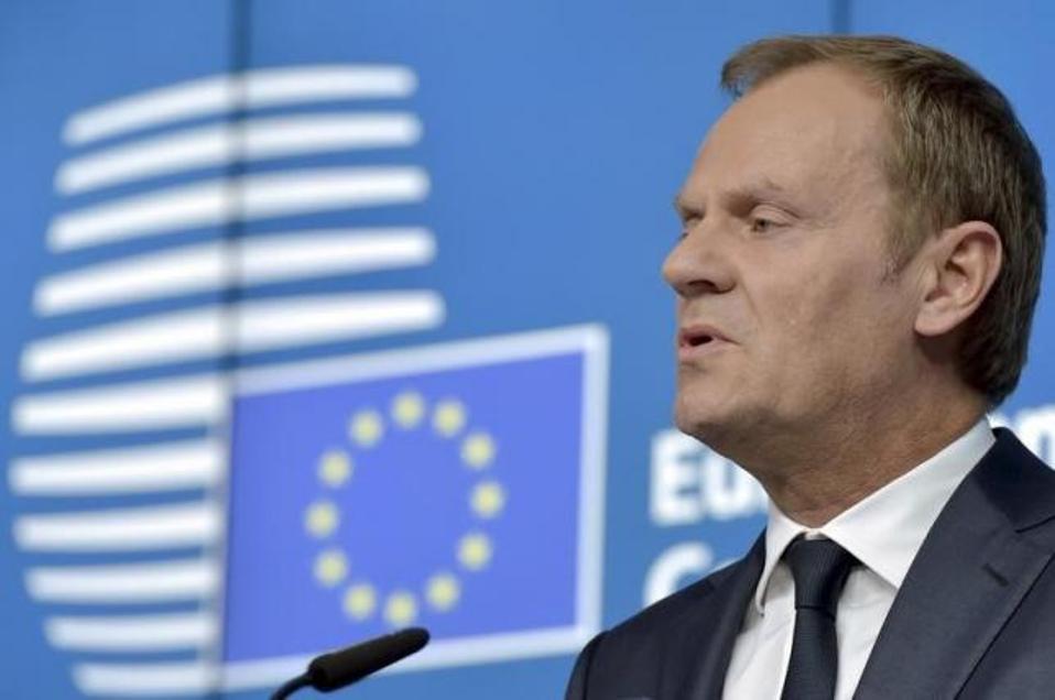 رئيس المجلس الأوروبي : تحركات تركيا في سوريا قد تؤدي لكارثة إنسانية