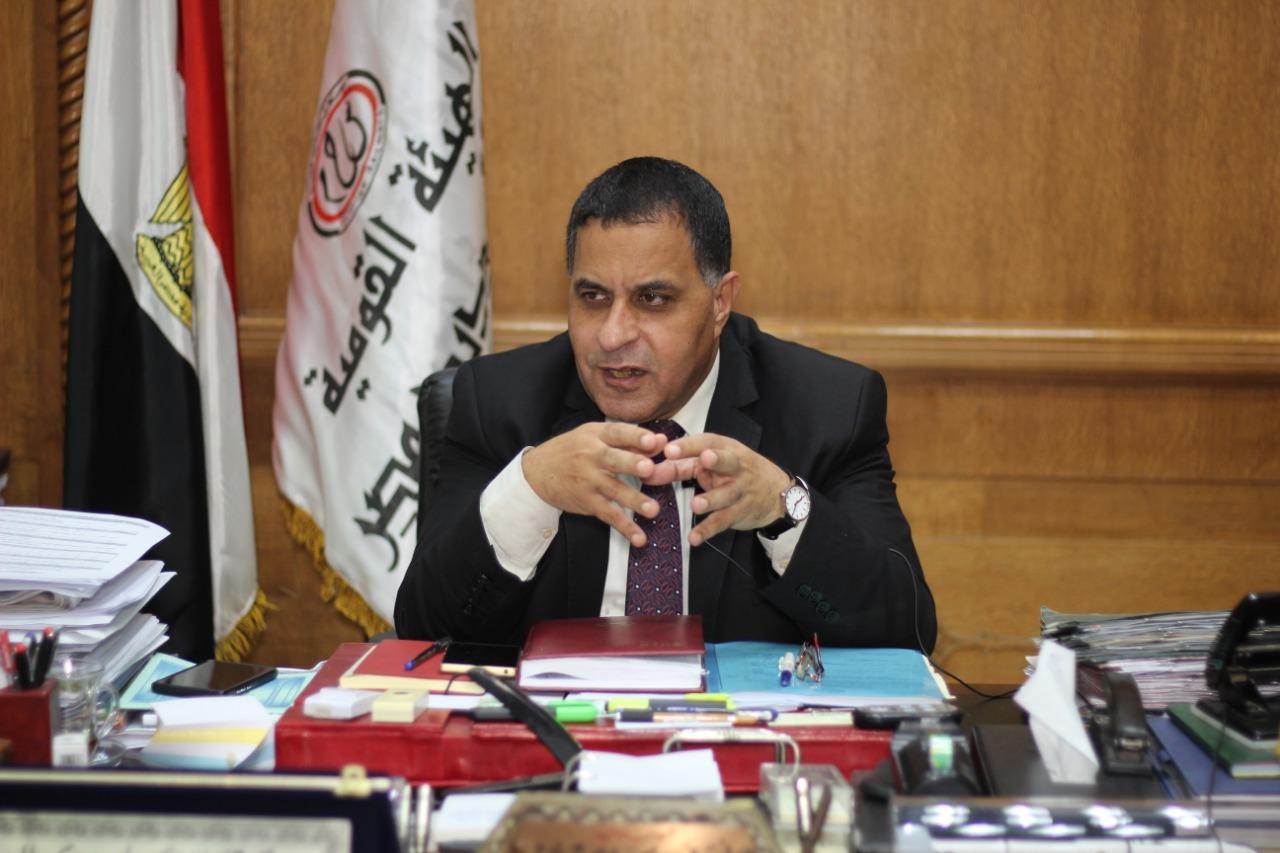 رئيس السكة الحديد غرف طوارئ منتشرة بمناطق الهيئة استعدادا للتغييرات الجويه وهطول الأمطار