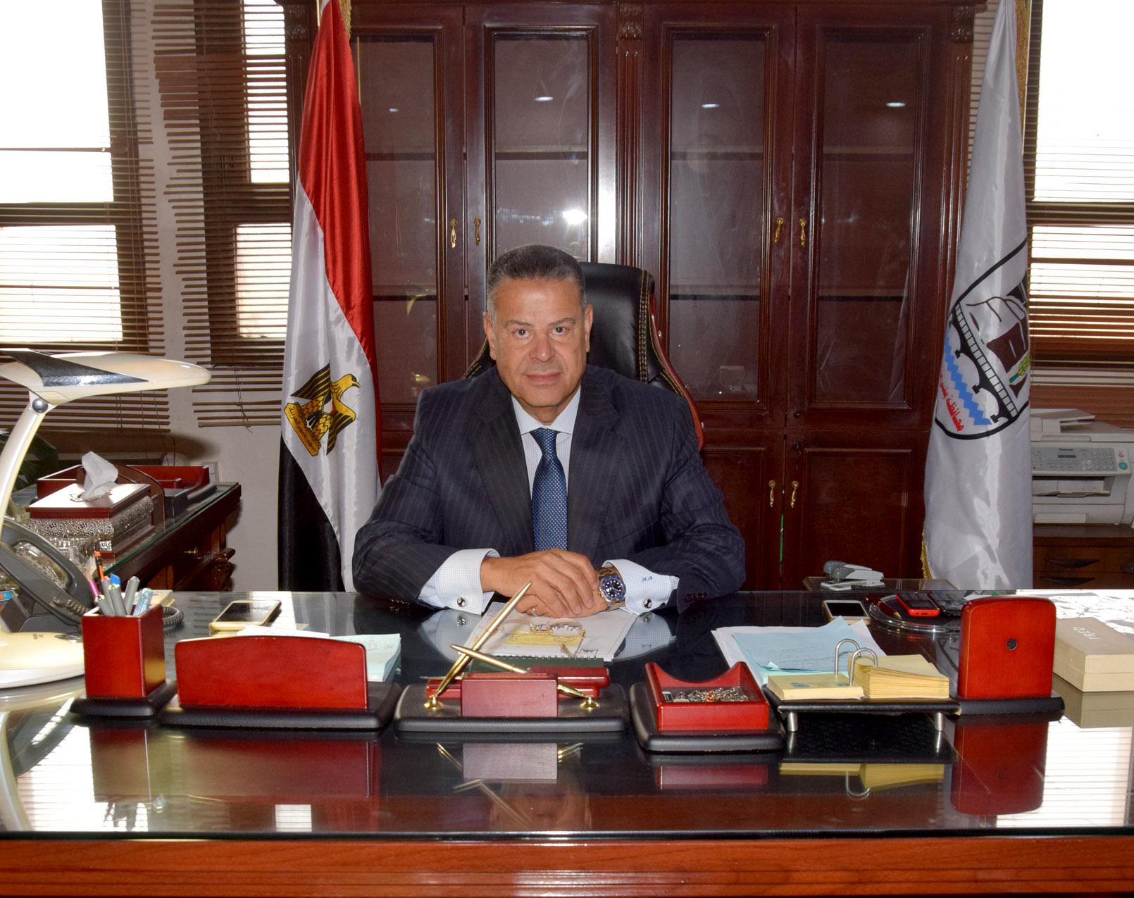 محافظ بنى سويف : فحص مليون و92 ألف و274 مواطن ضمن مبادرة «100 مليون صحة»