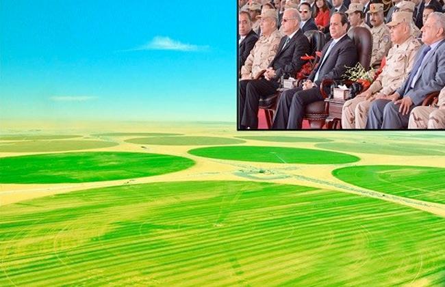 مشروعات الزراعة والثروة السمكية.. سلة مصر الغذائية في 2018