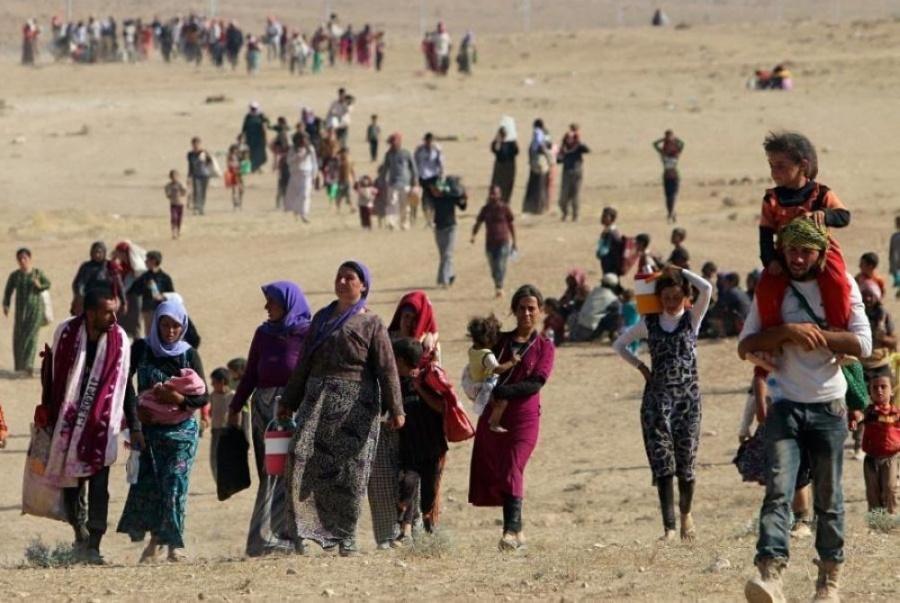وزارة الهجرة العراقية : عودة 102 نازح إلى مناطقهم بمحافظة الأنبار