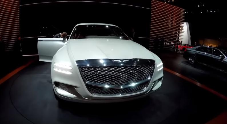 فيديو   شركة هيونداي تطرح أفخم سياراتها رباعية الدفع