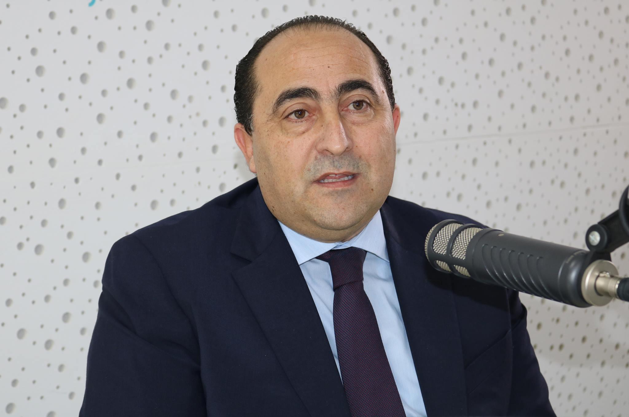 وزير النقل التونسي: إعادة هيكلة الخطوط الجوية يناير المقبل