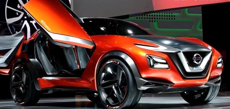 صور وفيديو  شركة نيسان تستعرضنموذجها الجديد من سيارة «Juke» الكروس أوفر