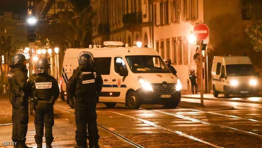 تحويل أحد أقارب منفذ هجوم ستراسبورج إلى النيابة العامة في باريس