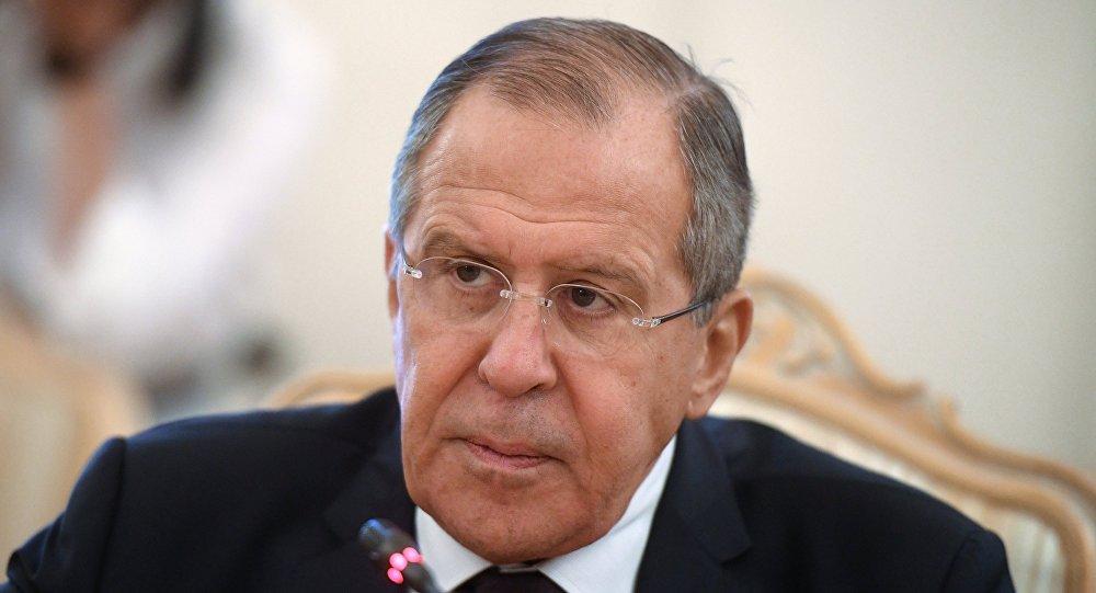 وزير الخارجية الروسي : نحترم الالتزامات الدولية في مجال مكافحة المخدرات