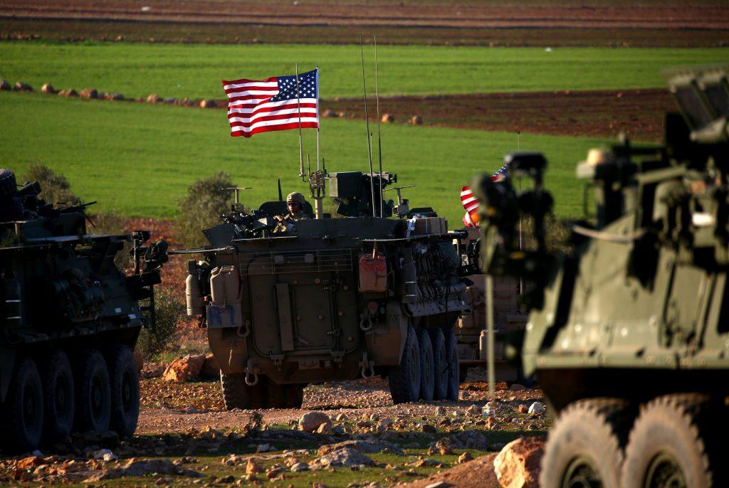 نيويورك تايمز: القوات الأمريكية والكردية بسوريا تشن أكبر عملية ضد داعش