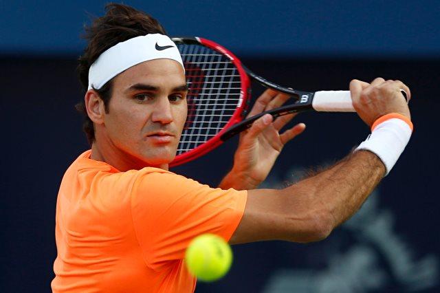 نجم التنس العالمي روجر فيدرر يأمل في لعب مباراة استعراضية في أفريقيا