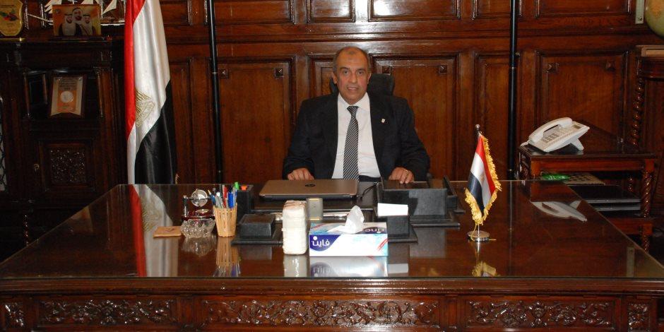 وزير الزراعة : لا نسمح بدخول شحنات زراعية تضر بصحة المواطن المصري