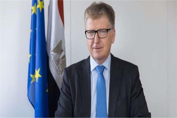 سفير الاتحاد الأوروبي: اجتماع مجلس الشراكة مع مصر ببروكسل الخميس المقبل