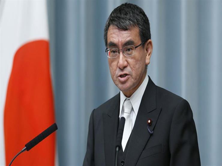 وزير الدفاع اليابانى يطلب خضوع العسكريين الأمريكيين القادمين إلى بلاده لاختبار كورونا
