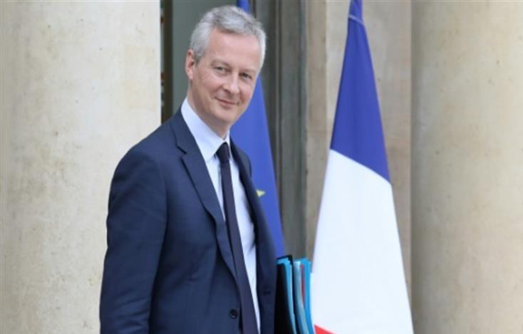 وزير المالية الفرنسى يتوقع انكماش اقتصاد بلاده 11% فى 2020