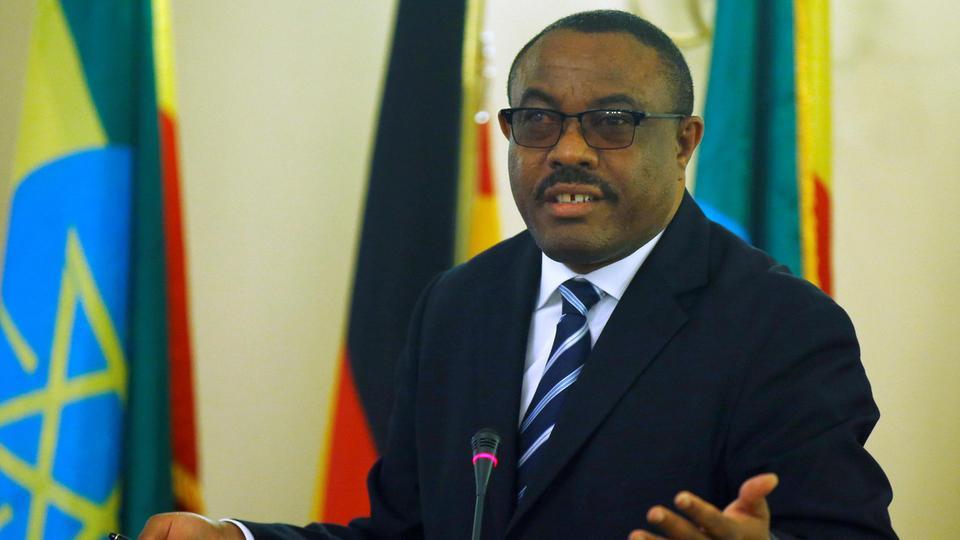 رئيس الوزراء الأثيوبى السابق يشيد بحجم الإنجازات بالعاصمة الإدارية الجديدة