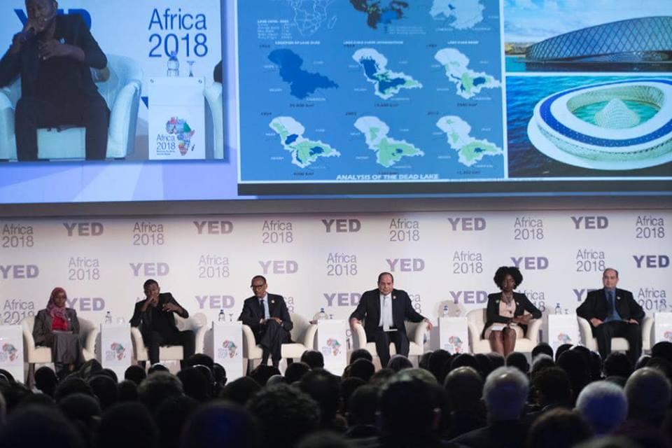رسالة الرئيس السيسى في منتدي أفريقيا 2018 تتصدر عناوين الصحف المصرية